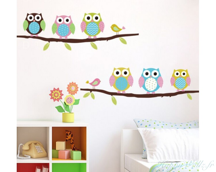 Exceptionnel HappyWallz Stickers Muraux