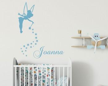 A 997-nom date de naissance bébé Autocollant Mural Sticker des autocollants