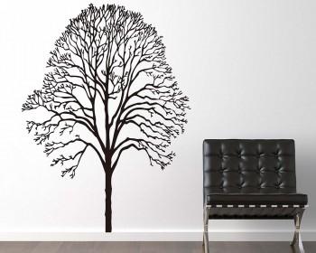 Stickers muraux modern arbre