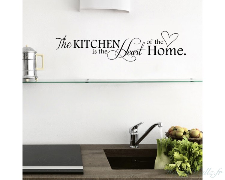 la cuisine est le coeur de la maison. Black Bedroom Furniture Sets. Home Design Ideas